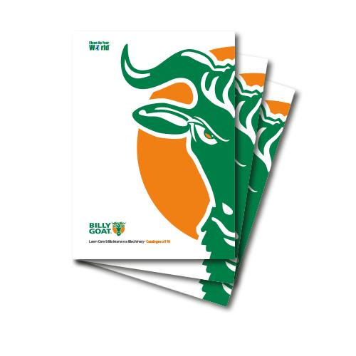 BillyGoat brochures